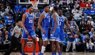 Duke brilla en la apertura de la nueva temporada NCAA