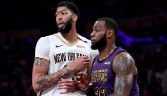 LeBron comienza la ronda de contactos para fichar por los Lakers con 4 jugadores