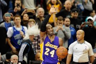 El día que Kobe superó a Jordan en la lista de anotadores históricos