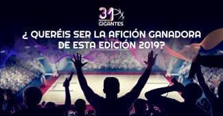 Premios Gigantes: se abre la votación para elegir a la mejor afición de España