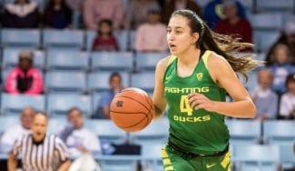 Maite Cazorla, primera española en llegar a la Final Four de la NCAA.