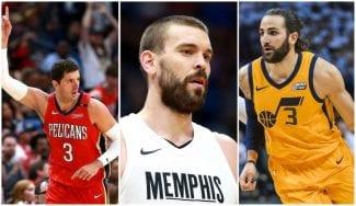 La noche española NBA: el duelo Gasol-Mirotic, el regreso de Ricky…