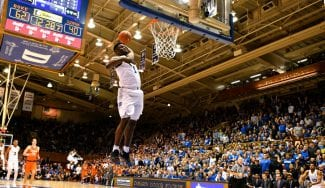 La importancia de Zion Williamson para Duke en dos brutales datos