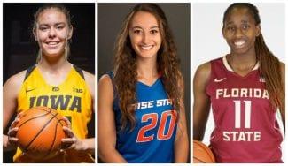 Las españolas que 'bailan' en el Torneo NCAA