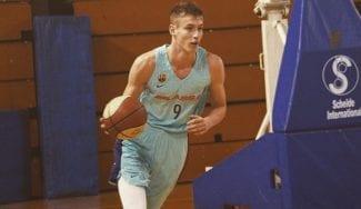 El ex del Barça Luka Samanic, al Draft: «De pequeño hacia Break Dance»