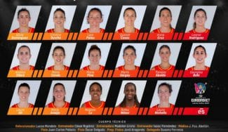 Lista de España para el Eurobasket: debuta Vilaró, vuelven Pina y Bahí