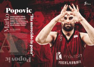 El Test Gigantes a… Marko Popovic
