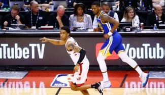 De los Warriors a los Raptors: Lin, Boucher y el récord de Patrick McCaw