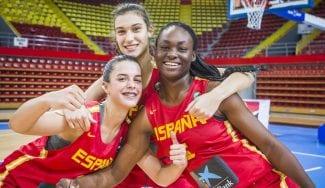 La sub-16 femenina de España también luchará por el podio europeo