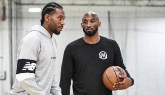 Kobe Bryant y su grupo secreto de entrenamiento