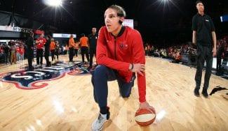 Elena Delle Donne y sus dudas para regresar a la WNBA esta temporada
