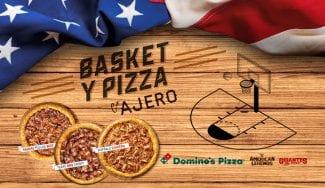 BASKET Y PIZZA CON AJERO 2019
