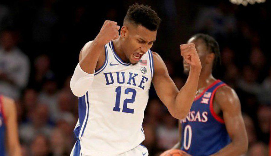 En Duke hay vida después de Zion Williamson. Apuntes de la primera noche NCAA