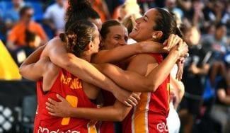 La selección femenina finalmente sí participará en el preolímpico 3X3
