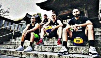 Se puede vivir del baloncesto 3X3. Un equipo ya ha ganado un millón en premios