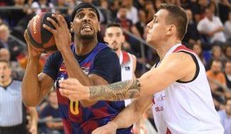 Al Barça le costó ganar al Fuenla y Pesic reprendió a los jugadores