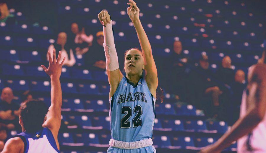 La leyenda española de Maine lo vuelve a hacer: tope de anotación en su debut NCAA