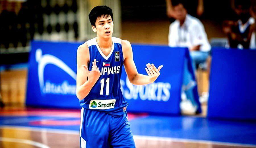 Kai Sotto, la esperanza del baloncesto filipino, se lanza a la aventura americana