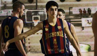 Joseba Querejeta guía al Baskonia: cuatro triples para empezar ganando en el Torneo de Hospitalet