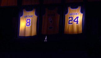Numerosos jugadores de la NBA cambian sus dorsales para honrar a Kobe Bryant