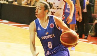 Magia de Silvia Domínguez en la Liga Femenina Endesa: así fue su exhibición pasadora