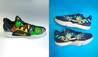 Dentro del artista: Entrevista con Melonkicks, el customizador de zapatillas español…