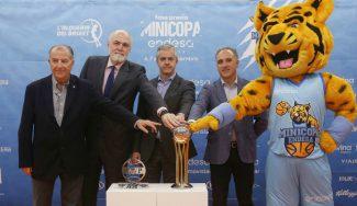 Kellogg's, nuevo proveedor oficial de la Minicopa Endesa de Málaga