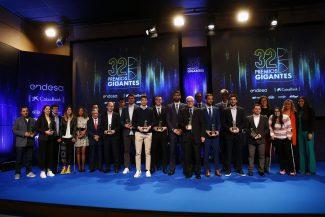 Gala XXXII Premios Gigantes: de la leyenda de Calderón al mito de Kobe