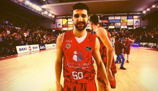 El Movistar Estudiantes, tras los pasos del base serbio Aleksandar Cvetkovic