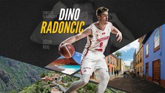 El Iberostar Tenerife se hace con Dino Radoncic hasta final de temporada