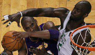Una llamada que pudo cambiarlo todo: la historia de Kobe Bryant y Kevin Garnett
