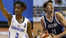 ¡El futuro de la NBA! La lista de jóvenes que jugarán el Basketball Without Borders 2020