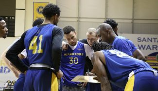 La historia de Curry y su asignación al equipo afiliado de los Warriors…