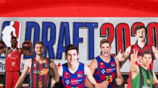 Los jugadores que están en España y se presentan al Draft NBA 2020
