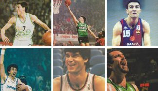 Cracks de la Iberia baloncestística: ¿quién es el mejor jugador de cada provincia?