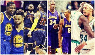Los mejores quintetos NBA de los últimos 20 años