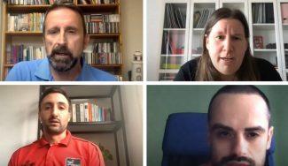 Un rincón para aprender: recopilamos charlas y conferencias durante el confinamiento