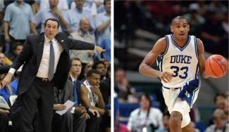 Mike Krzyzewski elige a los mejores de Duke: Shane Battier en defensa y Grant Hill en talento