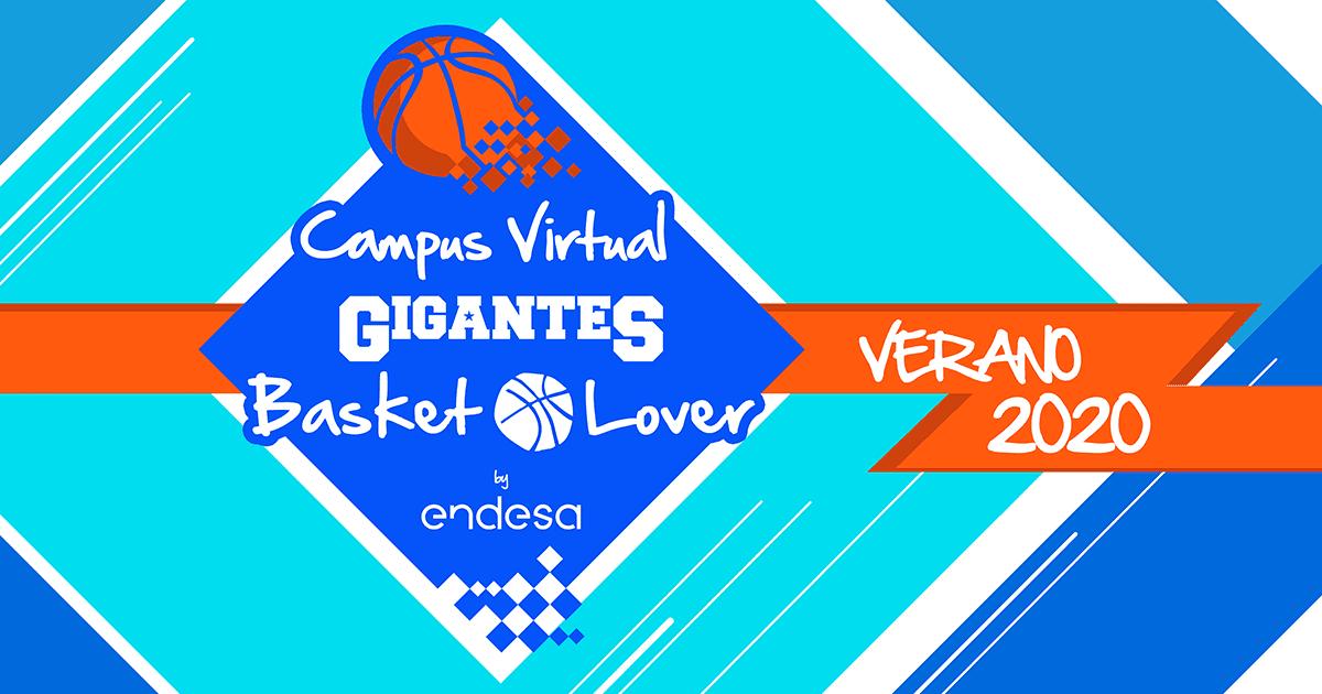 Nace el primer Campus Virtual Gigantes Basket Lover by Endesa