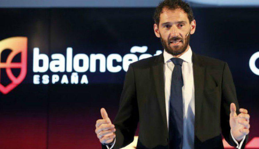 Jorge Garbajosa continuará como presidente de la FEB: único candidato antes de las elecciones
