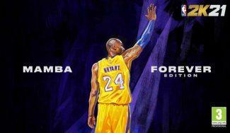 Ya se conocen las portadas del NBA 2K21, incluida la Mamba Forever Edition