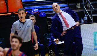 Las explicaciones de Jaume Ponsarnau tras la derrota en la Fase Final de Valencia