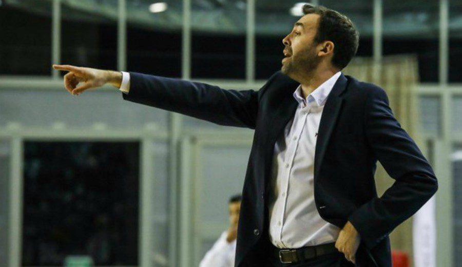 El ex jugador y entrenador del HLA Alicante Pedro Rivero presenta el Campus Gigantes de Torrelavega