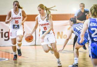 U18 Femenina: las 15 convocadas por Eric Suris para trabajar en L'Alquería del Basket