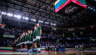 Vuelve el público al baloncesto en un torneo amistoso en las repúblicas bálticas