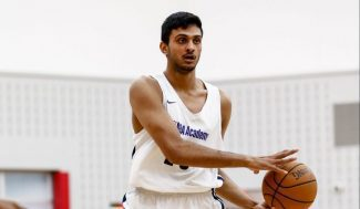 India, con la mira en la NBA: llega a la G-League su mejor perla, Princepal Singh