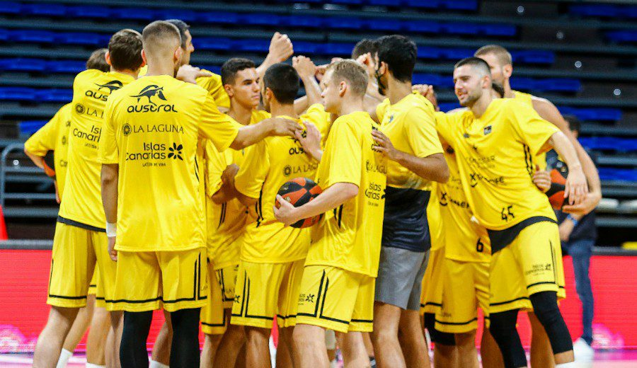 Iberostar Tenerife 2020/21: Shermadini y Huertas, pilares de un equipo competitivo
