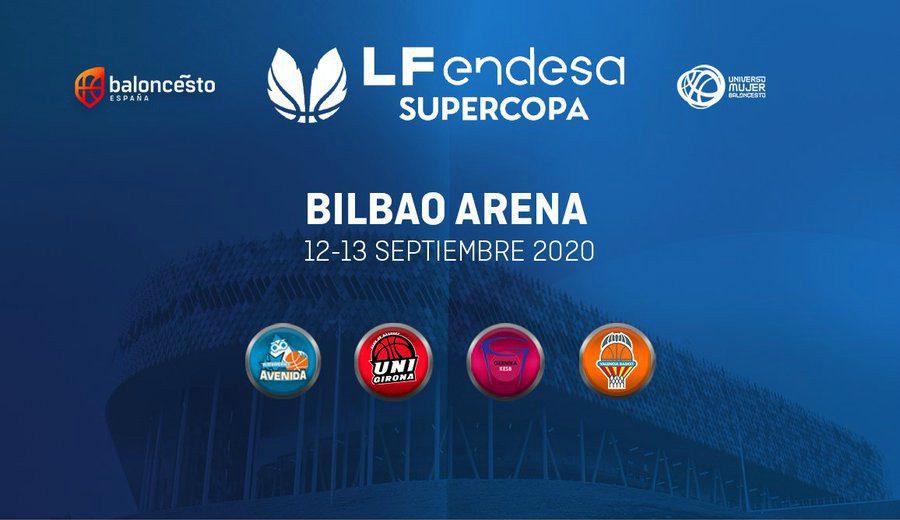 Así será la nueva Supercopa de la Liga Femenina Endesa: ya se conocen las semis y los horarios