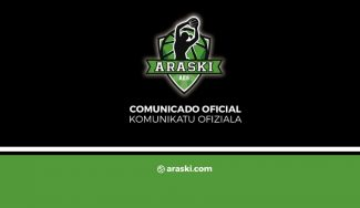 Kutxabank Araski no jugará en Europa el año que viene. Así han comunicado los motivos