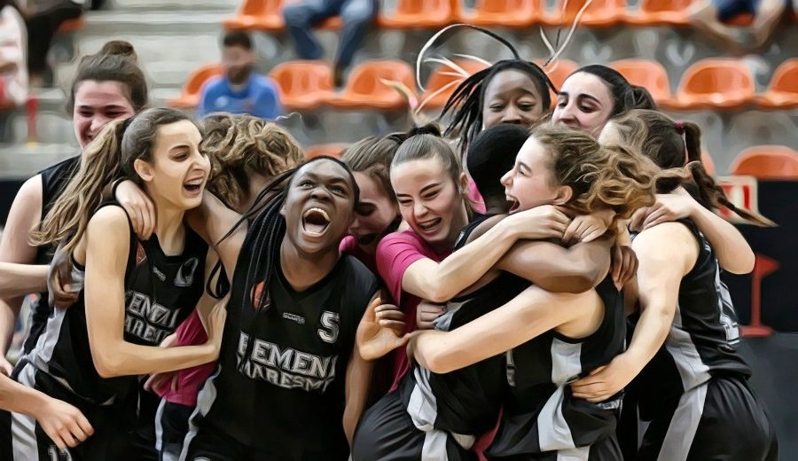 Maresme sigue evolucionando: jugarán en LF2 con una de las plantillas más jóvenes de España